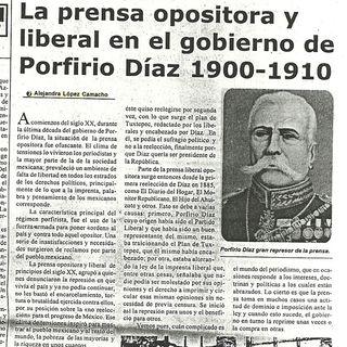 Gral. Porfirio Díaz Cap. 17 Temp. 2