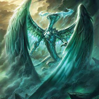 Ugin Dragon Espíritu