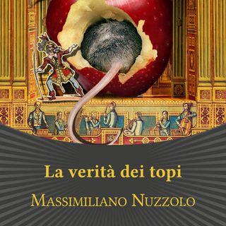 """Massimiliano Nuzzolo """"La verità dei topi"""""""
