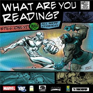 What Are You Reading? Volume 9 Issue 11