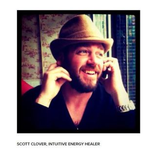 Check Inside & Find Your Tribe - Scott Clover, Intuitive Energy Healer (with postscript)