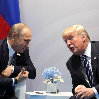 Trump-Putin Meeting Part of Qanon Awakening? - Dueling Dialogues Ep. 107