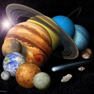Center of the solar system