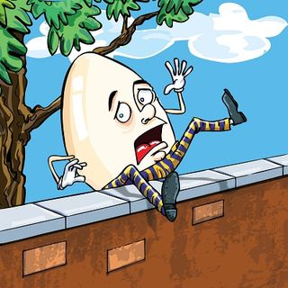 """Divorce - Recover from the """"Humpty Dumpty"""" Feeling"""