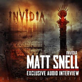 Interview with Matt Snell of INVIDIA