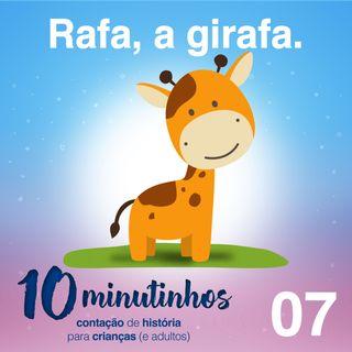 007 - Rafa, a girafa