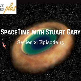 15: Getting up close and personal to an active supermassive black hole - SpaceTime with Stuart Gary Series 21 Episode 15