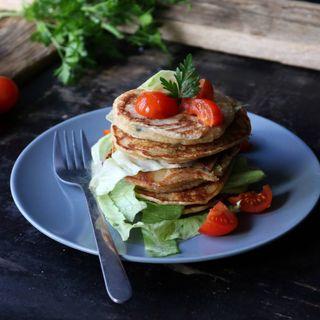 Pancakes salati: la ricetta che non delude