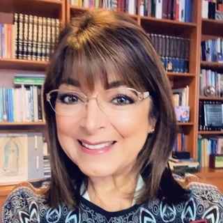 """La Dra. Rosa Argentina Rivas Lacayo con el tema: """"Los ciclos de dormir y los sueños""""."""