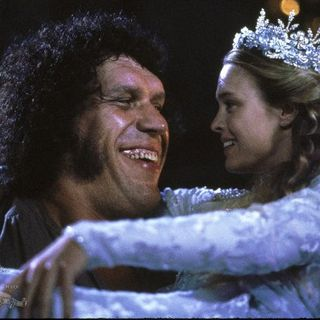 Andre the Giant the Real Father of Stephanie McMahon