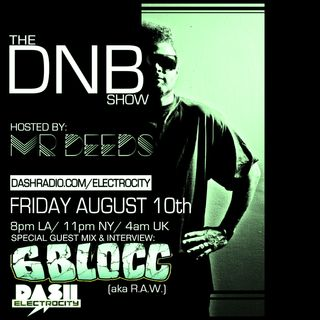 the DNB show S02E09 (special guest 6blocc aka R.A.W.)