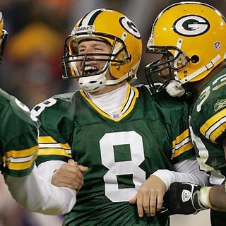 TGTN NFL Legends: Guest Ryan Longwell former Packers and Vikings Kicker