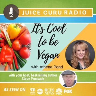 ep. 116: It's Cool to be Vegan with Athena Pond