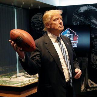 28: Trump vs. The Sports World