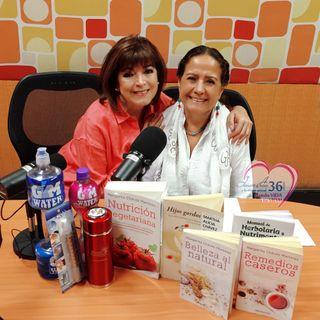 No dejes escapar la salud, sigue las recomendaciones de Margarita Chávez... ¡Naturalmente!