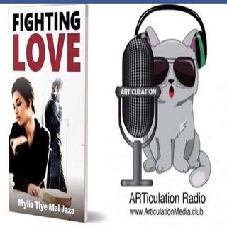 ARTiculation Radio — VIRTUAL BOOK CLUB FIGHTING LOVE