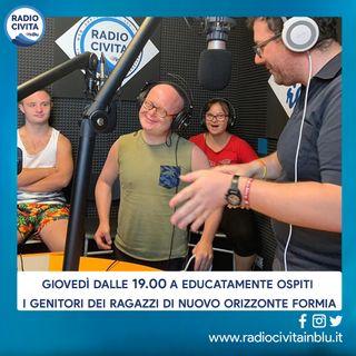 Intervista ai genitori dei ragazzi della cooperativa Nuovo Orizzonte Formia