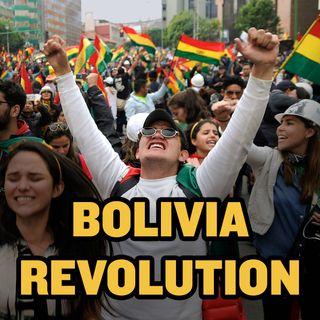 #50 How Bolivia Overthrew Tyranny and Evo Morales | Jhanisse Vaca-Daza