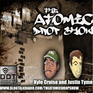 The Atomic Drop Show Is Having A Little Bit of The Bubbly vs Where Is Todd?
