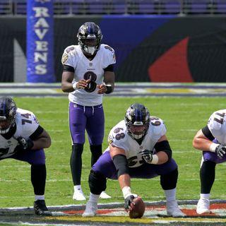 Squib Kick Radio: Ravens Problems...