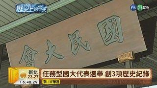 17:24 【台語新聞】任務型國大代表選舉 創3項歷史紀錄 ( 2019-05-14 )