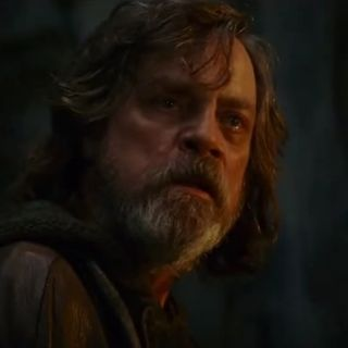 214 The Last Jedi, Luke Skywalker