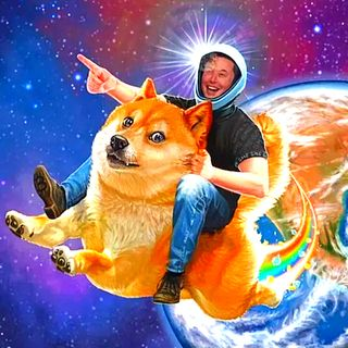 Dogecoin: The Cryptocurrency For The People By The People Theme Music
