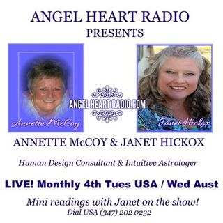 Uranus- The Planet Of Awakening & Surprises- Watch Out!- Annette & Janet Hickox
