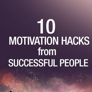 Top 10 motivational tricks of successful people