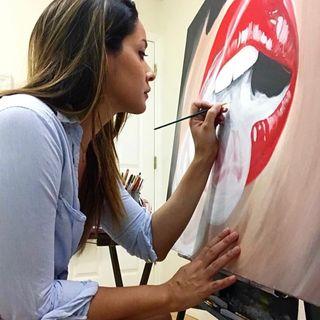 Artist Maricruz Ortiz Exclusive Interview!