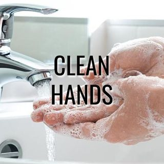 Clean Hands - Morning Manna #3056