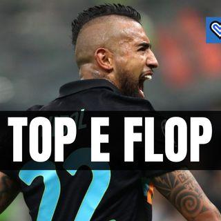 I Top&Flop di Inter-Sheriff: Dzeko, notte da campione. Vidal stupisce, Dumfries sprecone