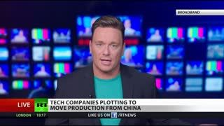 Trump talks tough on China, but no jobs to return – Ben Swann
