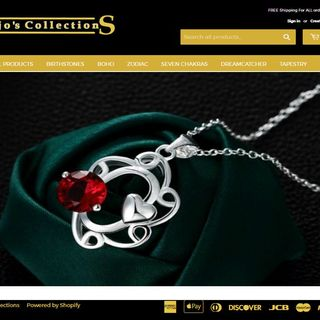 Dajos Collections Women Jewelry Accessories Shop Podcast