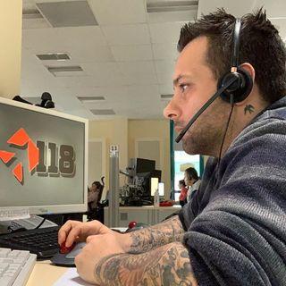 Omar Bortolacelli racconta la sua esperienza da operatore del 118