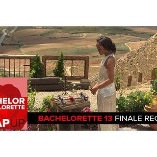 Bachelorette Season 13 Finale and After the Final Rose: Rachel Makes Her Choice