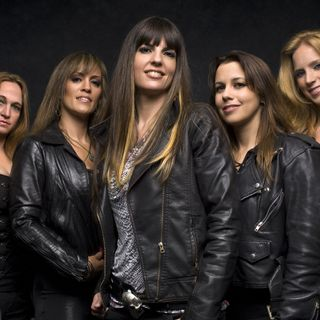THE IRON MAIDENS Interview