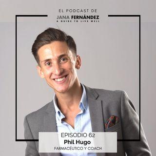 Cómo vivir una vida 'intergaláctica', con Phil Hugo