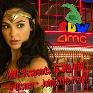 AMC Responds To WB/HBO, & Disney+ Joins The Fray!