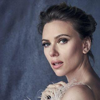 Scarlett Johansson Can't Take Responsibility