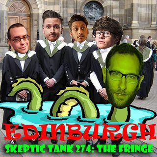#274: The Fringe (@JoeDerosaComedy, @AlexKealy, @AhirShah, @AlexSmithComic)