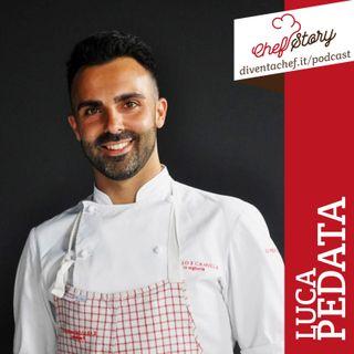 """Ep. 07 - Intervista a Luca Pedata - Chef di """"Carlo & Camilla in Segheria"""""""