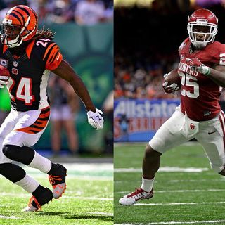 Locked on Bengals - 5/17/17 There's a BIG difference between Adam Jones and Joe Mixon