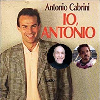 """""""Io, Antonio"""" - Capitolo 3, NONA parte (lettura di Angelo Maggi"""