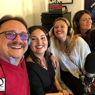 328 - Dopocena con... Erica Necci, Lucrezia Marricchi e Gemma Donati - 09.05.2019