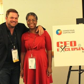 CEO Exclusive Broadcasting Live from the Conscious Capitalism 2019 Conference with Jonathan Keyser