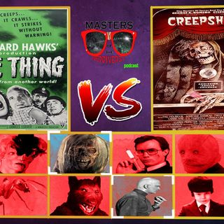 MOTN Presents Random Select: The Thing from Another World (1951) Vs. Creepshow (1982)