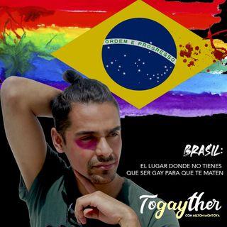 Brasil: Cuando no hace falta ser gay para que te maten por gay