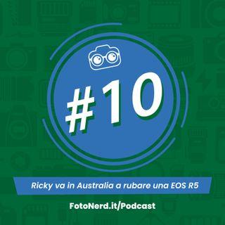 ep.10: Ricky va in Australia a rubare una EOS R5
