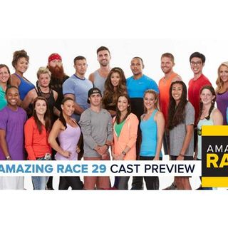 Amazing Race 29  | Cast Preview